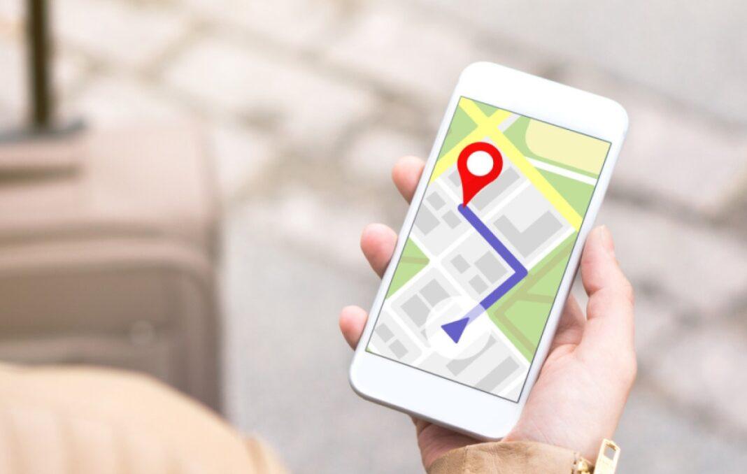 Téléphone et maps